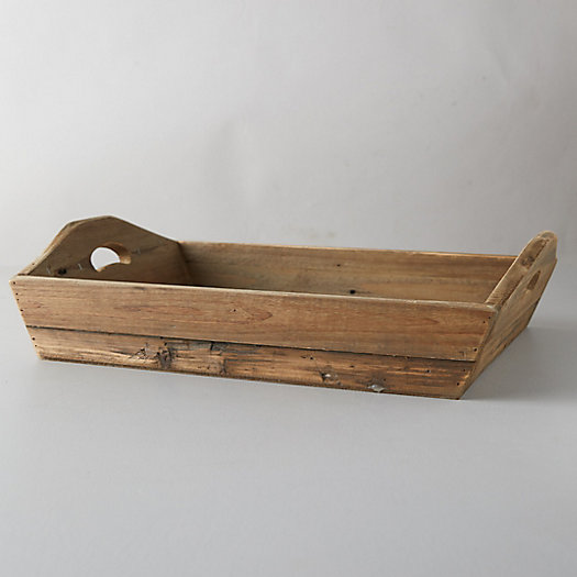 View larger image of Decorative Wood Tray