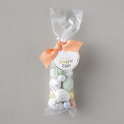 View larger image of Speckled Chocolate Truffle Eggs
