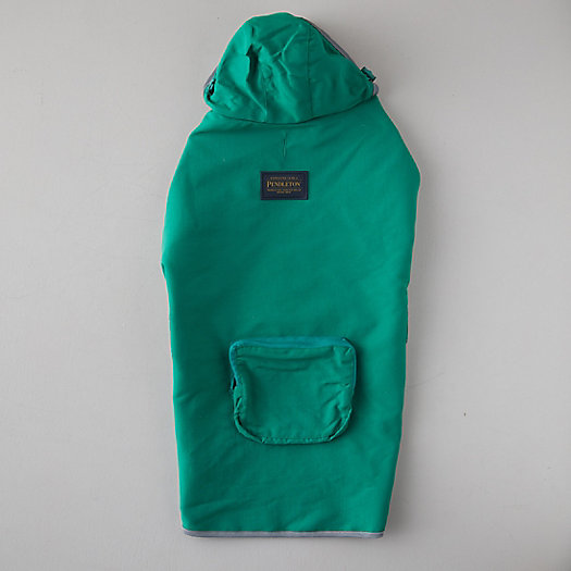 View larger image of Pendleton Waterproof Rain Coat, Green