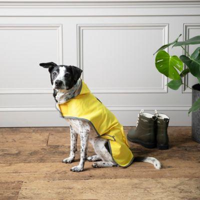 Pendleton Water-Proof Pet Rain Coat, Yellow