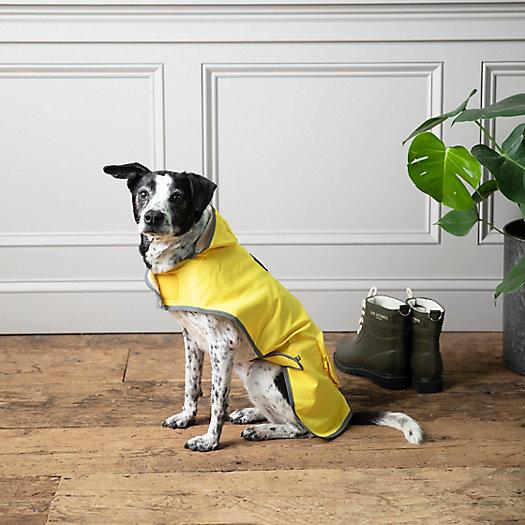View larger image of Pendleton Water-Proof Pet Rain Coat, Yellow