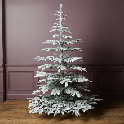 Faux Snowy Noble Fir