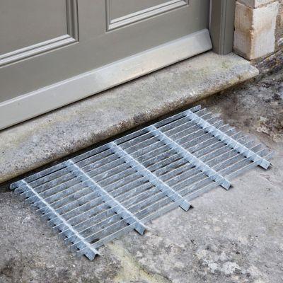 Galvanized Steel Doormat