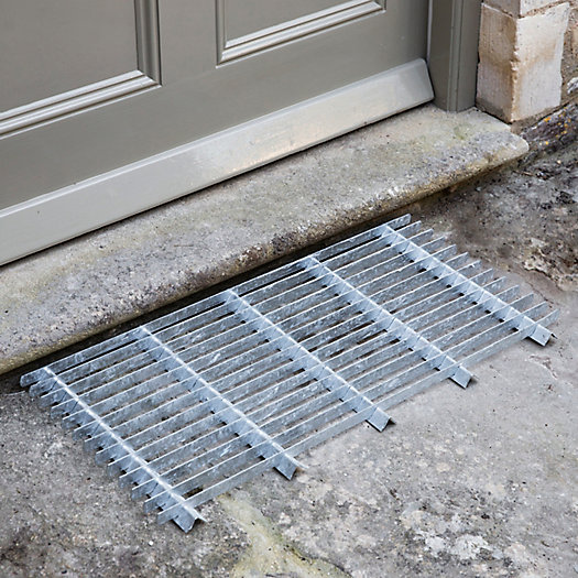 View larger image of Galvanized Steel Doormat