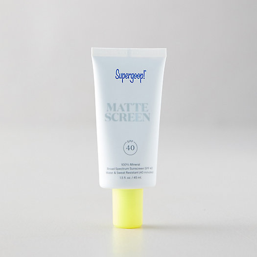 View larger image of Supergoop SPF 40 Mineral Matte Sunscreen