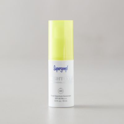 Supergoop SPF 40 Mineral Eye Cream