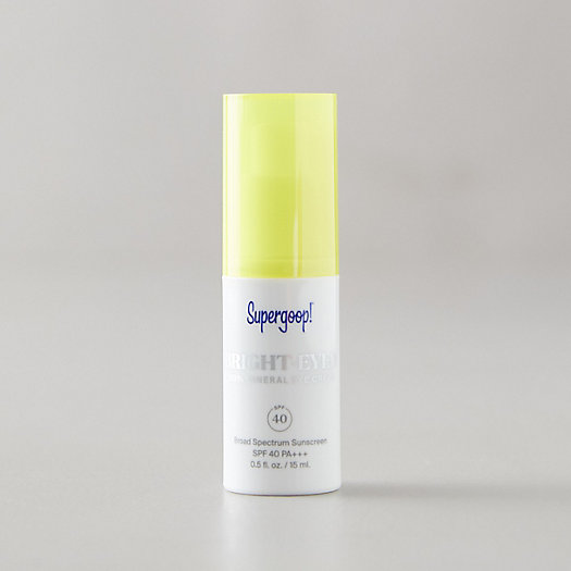 View larger image of Supergoop SPF 40 Mineral Eye Cream