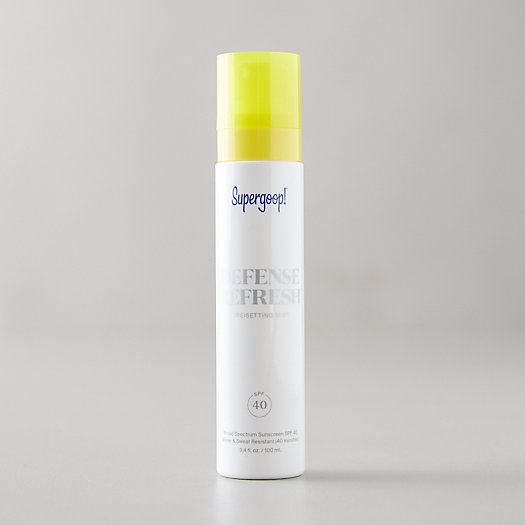 View larger image of Supergoop SPF 40 Sunscreen Setting Mist