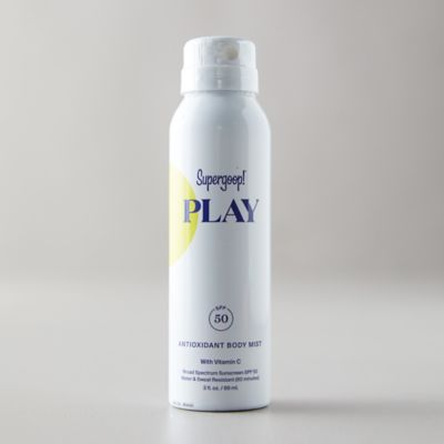 Supergoop SPF 50 Mineral Body Mist