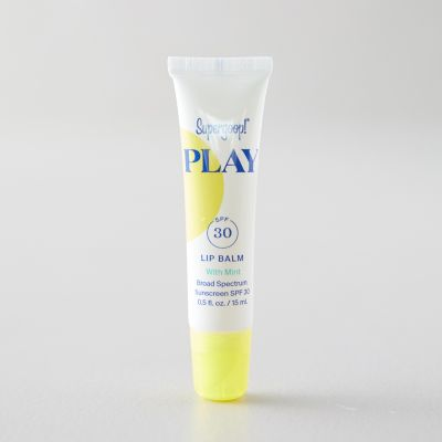 Supergoop Play Lip Balm, Mint