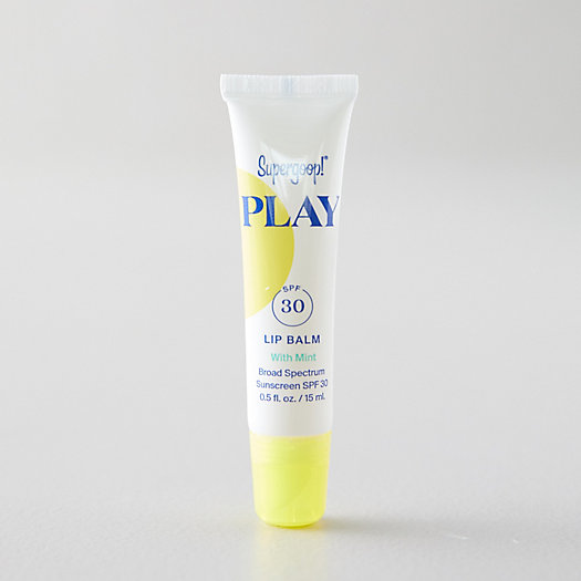 View larger image of Supergoop Play Lip Balm, Mint