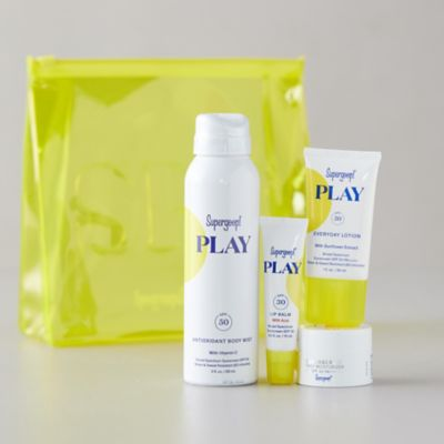 Supergoop Ready, Set, Play Kit