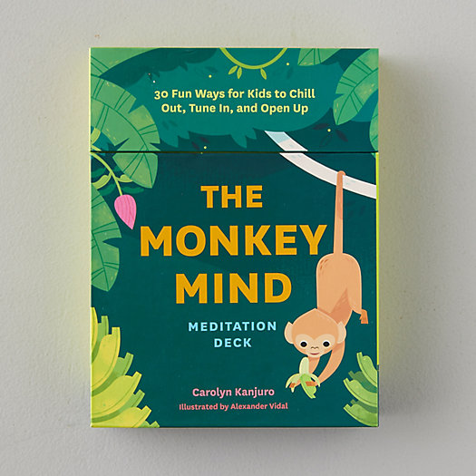 View larger image of The Monkey Mind Meditation Deck