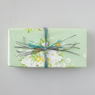 Floral Burst Gift Wrap Sheets, Set of 3
