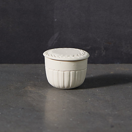 View larger image of Lines + Arrows Ceramic Sugar Pot