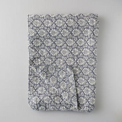 Nordic Cotton Quilt, Baroque