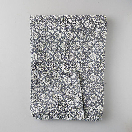 View larger image of Nordic Cotton Quilt, Baroque
