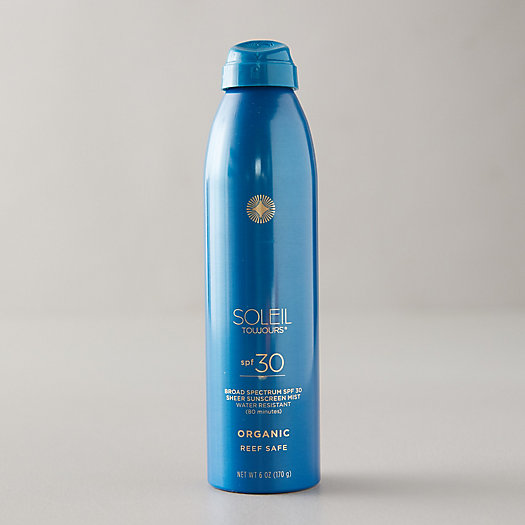 View larger image of Organic SPF 30 Sunscreen Mist