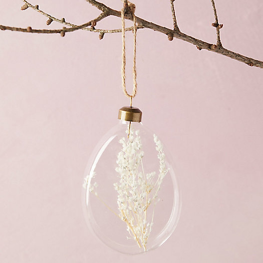 View larger image of Dried Botanicals Ornament
