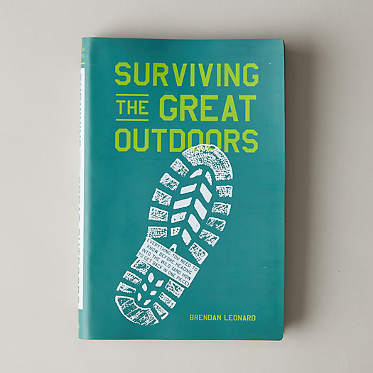 View larger image of Surviving the Great Outdoors