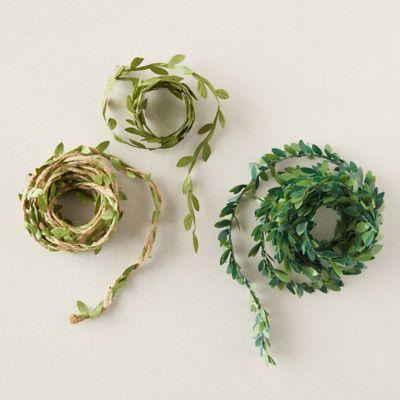 Leaf Ribbon, Set of 3