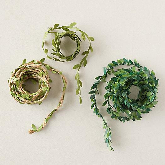 View larger image of Leaf Ribbon, Set of 3