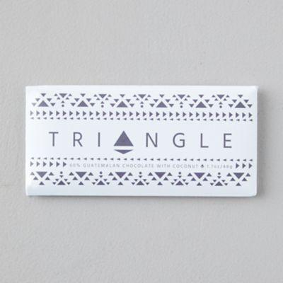 Triangle Roasters Coconut Chocolate Bar