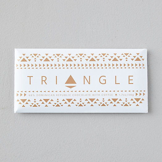 View larger image of Triangle Roasters Coffee Chocolate Bar