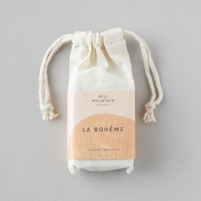 La Boheme Bar Soap