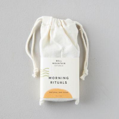 Morning Rituals Bar Soap
