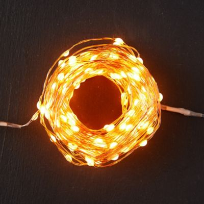Micro LED Connectable Light String