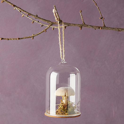 View larger image of Mushroom Cloche Ornament