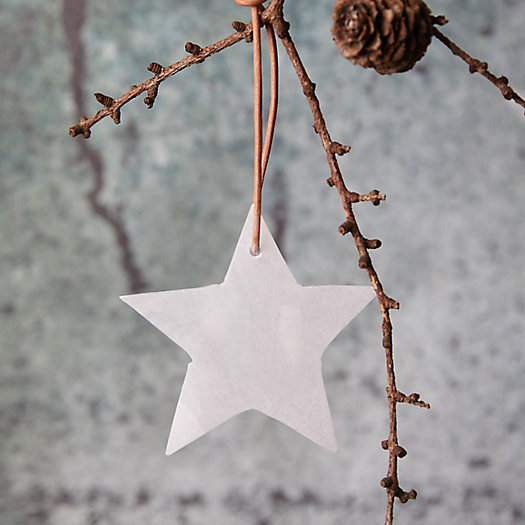 View larger image of Star Marble Ornament
