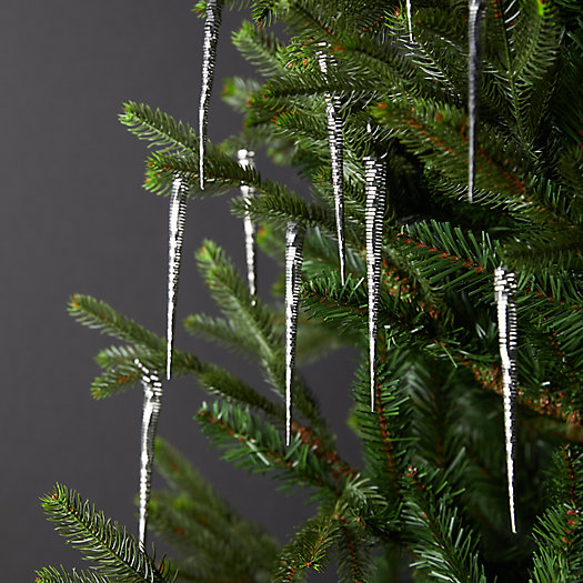 View larger image of Icicle Wire Ornaments, Set of 10