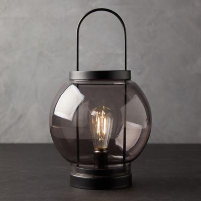 Round LED Lantern