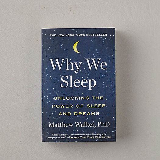 View larger image of Why We Sleep