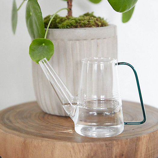 View larger image of Glass Watering Can
