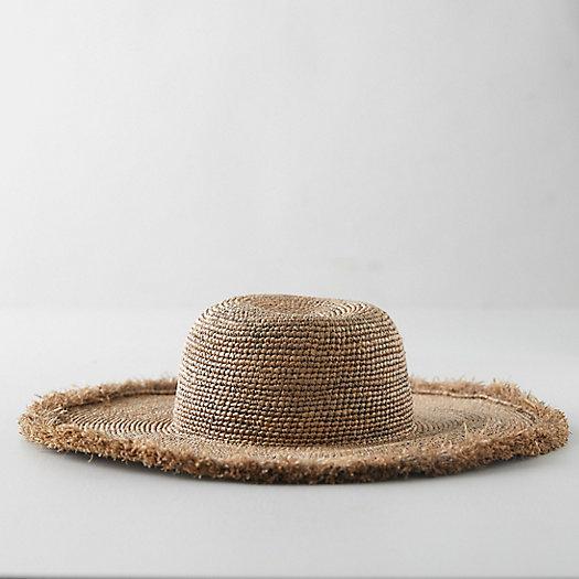 View larger image of Raffia Sun Hat