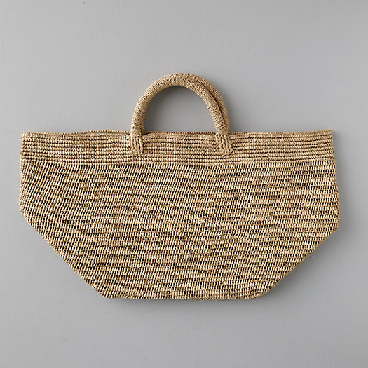 View larger image of Raffia Tote
