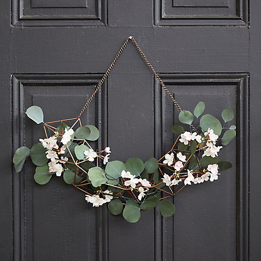 View larger image of Fillable Metal Swag Wreath Base