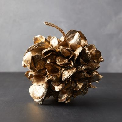Preserved Oyster Shell Sphere