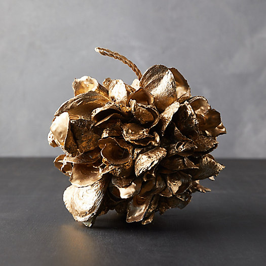 View larger image of Preserved Oyster Shell Sphere