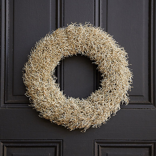 View larger image of Preserved Platina Bush Wreath