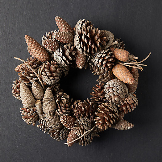 View larger image of Dried Harvest Wreath