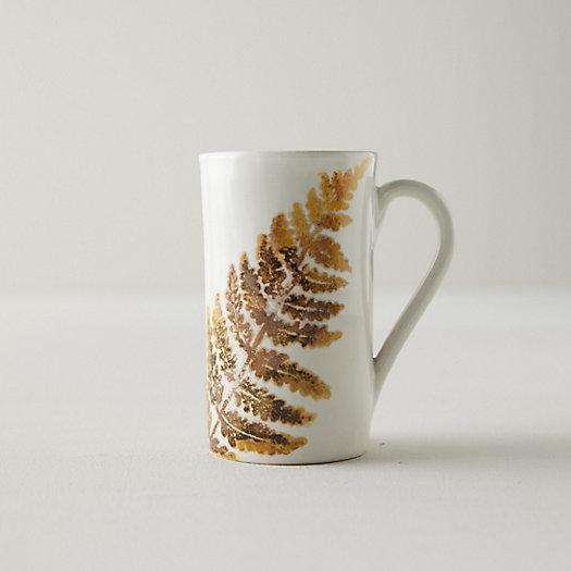 View larger image of Ceramic Fern Mug