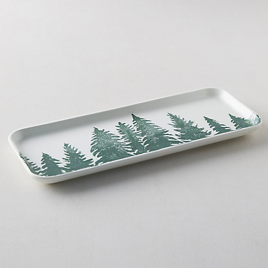 View larger image of Evergreen Trees Cookie Tray