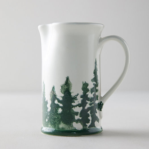View larger image of Evergreen Trees Measuring Jug