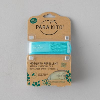 Refillable Mosquito Repellent Wrist Band, Adult