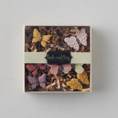Butterfly Chocolates, Set of 7