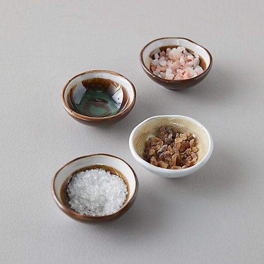View larger image of Ceramic Dip Bowls, Set of 4